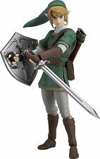 GoodSmile figma The Legend of Zelda Twilight Princess Link DX Edition Japan ver.