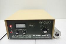 Heat Systems W-380 Sonicator Ultrasonic Processor w/ C3 Converter