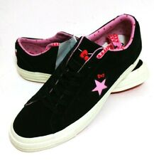 49c77c957752 Converse X Hello Kitty One Star Black Low Top Mens Size 11.5 Womens Size  13.5