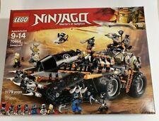 Lego 1x Sticker Autocollant Ninjago 70654 Dieselnaut NEUF