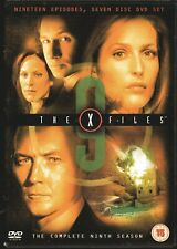 DVD - The X Files - Series 9 - David Duchovny - Complete
