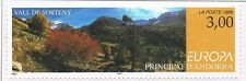 1999 Andorra Frans 535 Europa CEPT Nationale parken