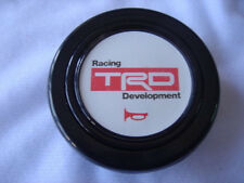 TRD CAR HORN BUTTON STEERING WHEEL CENTER CAP