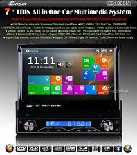 ERISIN ES1088M AUTORADIO GPS 1 DIN UNIVERSALE 7' HD 3G USB DIVX SD NO DOGANA