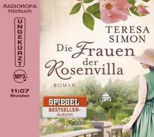 Teresa Simon- Die Frauen der Rosenvilla 1 mp3 CD inkl. DAISY ungekürzt