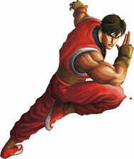 Framed Game Character Print – Guy Street Fighter (Picture Poster Art XBOX PS4)