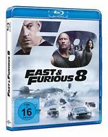 Fast & Furious 8 [Blu-ray/NEU/OVP] Vin Diesel, Dwayne Johnson, Jason Statham, Mi