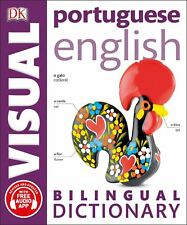 Portugais English bilingue dictionnaire visuel par DK