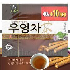 Korean Songwon Burdock Tea 50 Tea bags / blood purifier, weight loss