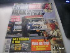 *** France Routes n°273 Irak routiers de l'enfer / 24 h du Mans camions