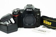 Nikon D90 Solo Cuerpo De Cámara FAB condición-obturador 16,203