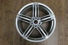 Original Audi A8 4H Felge 9,0 x 20 zoll et 37 4H0601025BF Silber wie neu