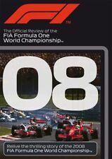 FORMULA ONE 2008 - F1 Season Review - LEWIS HAMILTON - Grand Prix 1 Rg Free DVD
