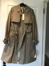 Topshop Trench Coat size 8 BRAND NEW