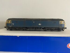 Heljan OO Gauge - BR Blue Class 47 Weathered - Boxed