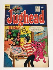 Archie's Pal Jughead #133 (Archie comics 1966) Alien UFO cover FN-