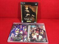 USED Umineko no Naku Koro ni [Twin Set] PlayStation 3 PS3 JAPAN 2011 F/S Japan