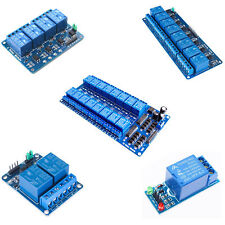 5V 2/4/8/16 Channel Relay Board Module Optocoupler LED for Arduino POP
