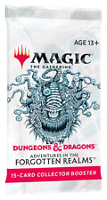 Magic the Gathering D&D Adventures in the Forgotten Realms Collector Booster Pac