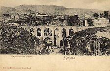 1900ca Smirne - Smyrne - Turchia - ponte acquedotto romano