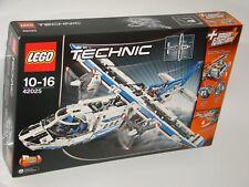 "LEGO® Technic 42025 Frachtflugzeug_ Cargo Plane Transport Hovercraft Box cond""B"""