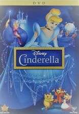 Cinderella DVD (The Old Animated Version) - Brand New!  Free Shipping!