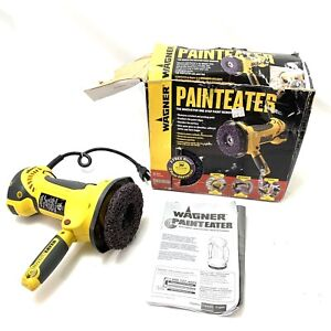 WAGNER PAINT EATER MODEL 0282180 W/ 2 Discs One Step Paint Remover