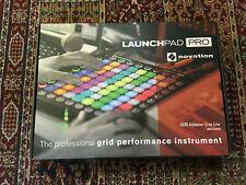 Novation Launchpad Pro USB MIDI Ableton Live Performance Sample Pad Controller