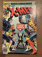 Uncanny X-Men #100, FN 6.0, Wolverine, Storm, Nightcrawler, Colossus