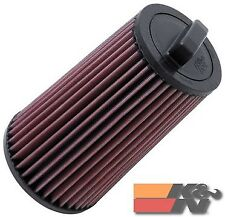K&N Replacement Air Filter For MERCEDES BENZ C200 1.8L-I4 2002 E-2011