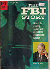 Dell Four Color #1069 The FBI Story