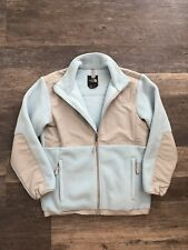 The North Face Denali Fleece Jacket XL Blue Grey Gray Girls