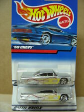 HOT WHEELS   LOT OF 2   '59 CHEVY IMPALA LOWRIDERS  COLLECTOR #116   FROM 2000