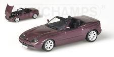 wonderful modelcar Bmw Z1 1987 - purple metallic - scale 1/43 - lim.edition