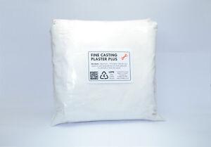 Fine Casting Plaster of Paris - 1kg (Superior Plaster Plus Powder)
