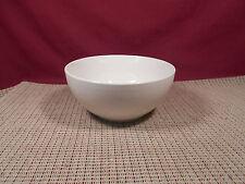 "Thomson Pottery Quadro White Pattern Cereal Bowl 6"" x 2 7/8"""