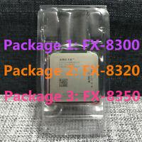 AMD FX-8300 FX-8320 FX-8350 CPU 8M Eight-Core Socket AM3+ FX Processor