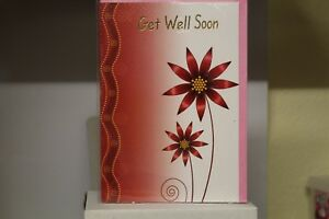 QUALITY CARD & ENVELOPE    ( Get Well Soon