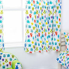 Bedroom Children's Cotton Curtains & Blinds