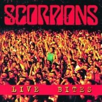 SCORPIONS - LIVE BITES  CD NEW