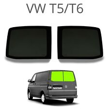 Barndoor windows (privacy) for VW T5 Glass Windows for Campervans