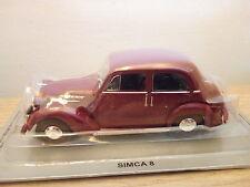 Modelcar 1:43   *** IXO IST ***   SIMCA 8