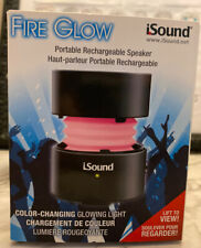 iSound Fire Glow Speaker (Black)
