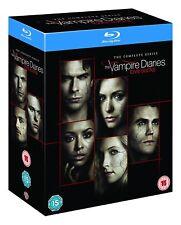 The Vampire Diaries Complete Series (8 Seasons) BLU-RAY Box Set NEW Free Ship