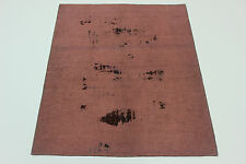 DESIGN VINTAGE délavé USED LOOK PERSAN TAPIS tapis d'Orient 240 x 195