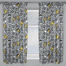 Accessoires rails jaunes pour rideau et store