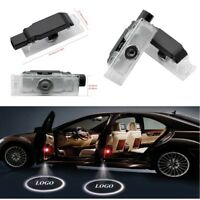 2pcs For ALFA ROMEO LED Car Door Welcome Laser Projector Logo Ghost Shadow Light