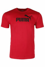 Puma T-Shirt (S-4XL) (5 Colors) # 1 Logo Graphic Active T-Shirt