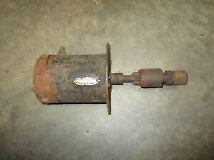 HUDSON VINTAGE MCH-6109 STARTER  ELECTRIC AUTOLITE COMPANY 308 1951-1954 HUDSON
