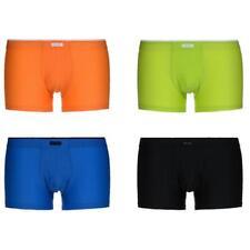 Bruno Banani Boxer Short Check In Lemon Blau Orange Schwarz NEU Limited